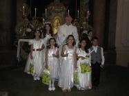 1. svaté přijímání 13. 5. 2012