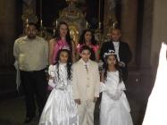 1. svaté přijímání 19. 5. 2013