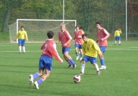 Žáci Porty vs. FK Postoloprty 20.10.2010