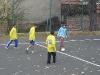 Fotbalový zápas Velemyšleves 3.11.2010