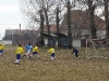 Fotbalový zápas se Sokolem Koštice - březen 2010