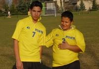 Fotbal Porta vs. Lipenec 03-2010