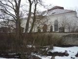 Nehasice – kostel Narození Panny Marie zima 2010