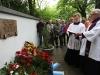 Odhalení pamětní desky nevinným obětem sudetských Němců 3.6.2010