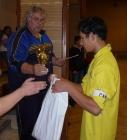 Vánoční turnaj v halové kopané 5.12.2010