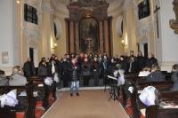 Adventní koncert 4. 12. 2012 - Kvítek
