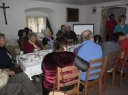 Ekumenická bohoslužba v kostele Lenešice 2015