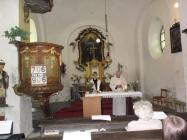 ekumenická bohoslužba v kostele Lenešice