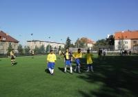 fotbal u Salesiánů