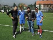 Fotbalový turnaj u Salesiánů 2014