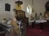 Žehnání kostela Lenešice