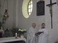 Svatý týden v kostele Lenešice