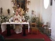 Vánoce v kostele v Lenešicích v r.2014