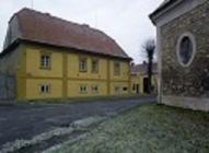 věž kostela Lenešice 12-2013