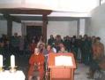 Svěcení kaple - Počerady 2002