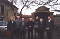 Vikariátní konference kněží 2005