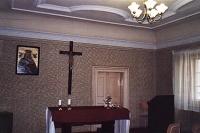 Zřízení kaple v Lenešicích 2006