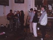První sv. přijímání 2006