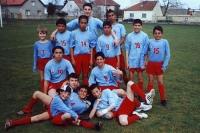 Fotbalové mužstvo 2007