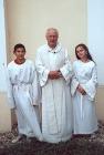 Pouť ke sv. Anně v Počeradech 2007