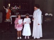 První svaté přijímání 2007