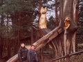 Výlet s ministranty na jaře 2007