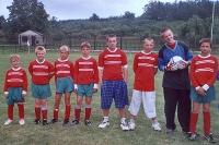 Zápas proti Lipenci srpen 2007