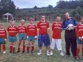 Mužstvo Lipenec