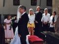 Německá svatba v Lounech 2008