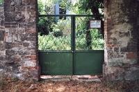 Nová vrata ve Břvanech a Lenešicích 2008