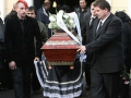Pohřeb - autonehoda u Panenského Týnce 2008