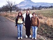 Výlety s dětmi na jaře 2008