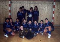 Hráči FK Bečov