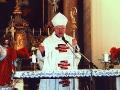 Biřmování 2009 - otec biskup Jan Baxant
