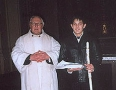 První svaté přijímání 2009 - Dušan