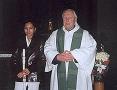 První svaté přijímání 2009 - Sylva