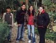 Výlety s dětmi jaro 2009