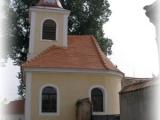 Mradice – kaple 14 svatých pomocníků