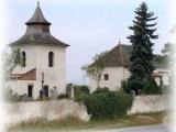 Skupice – kostelík sv. Jana Křtitele