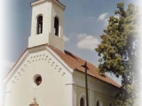 Velemyšleves – kostelík sv. Antonína