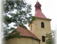 Břvany – kostel sv. Martina