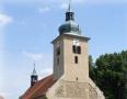 Lenešice – kostel sv. Šimona a Judy