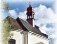 Počerady – kostelík sv. Anny