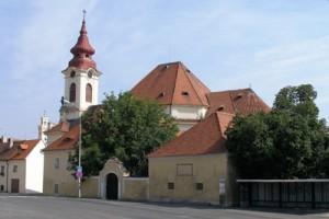 Fara a kostel v Postoloprtech