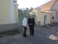 Návštěva paní Frankeové z Německa