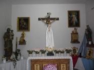 Návštěva u sochy P.Marie Fatimské