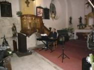 novoroční koncert v kostele Lenešice