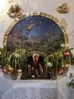 vanocni vyzdoba kostela Lenesice 2017