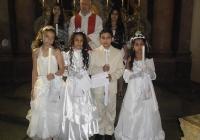 1. svaté přijímání dětí