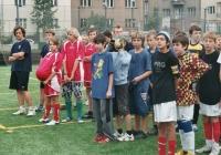 Fotbalový turnaj u Salesiánů v Kobylisích